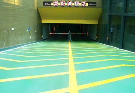环氧砂粒防滑地坪