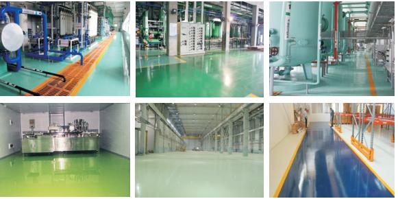 环氧玻璃钢地坪