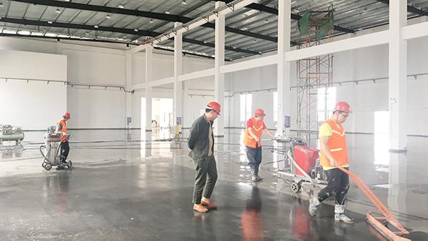 混凝土固化地坪和普通地坪的区别到底在哪里?