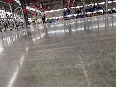 哪些地面可以做密封固化地坪呢?原理是什么?