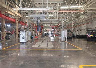 汽车制造厂