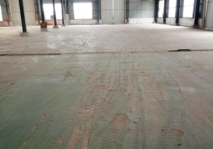 工厂装甲地坪