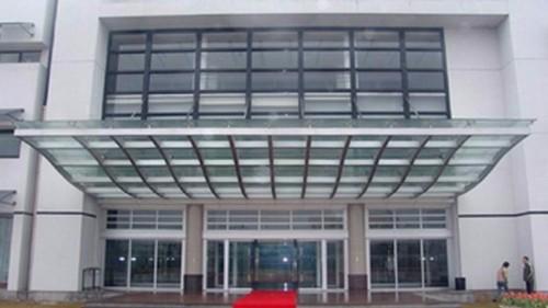 倾力打造广西钦州第一人民医院固化地坪项目