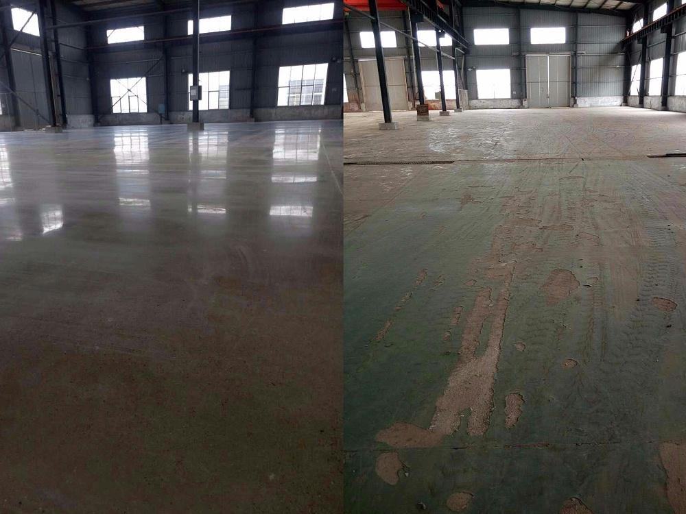 环氧改造固化地坪