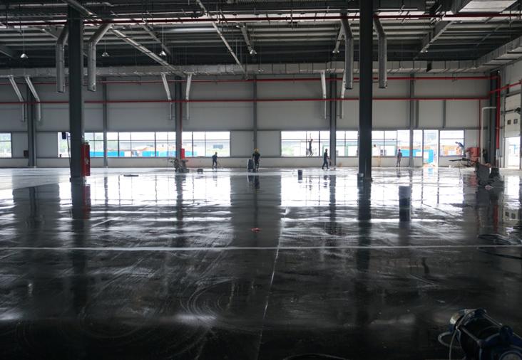 工厂PAP装甲地坪
