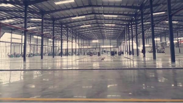 打造低成本,高品质de 工厂车间固化地坪只需关注这几点就够了!
